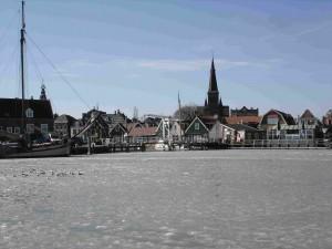 Eis in Monnickendam