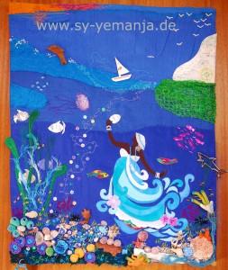 Quilt Yemanja