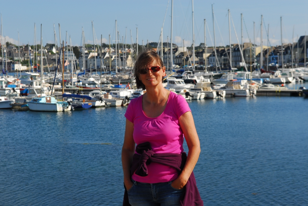 Steffi in Cameret sur Mer