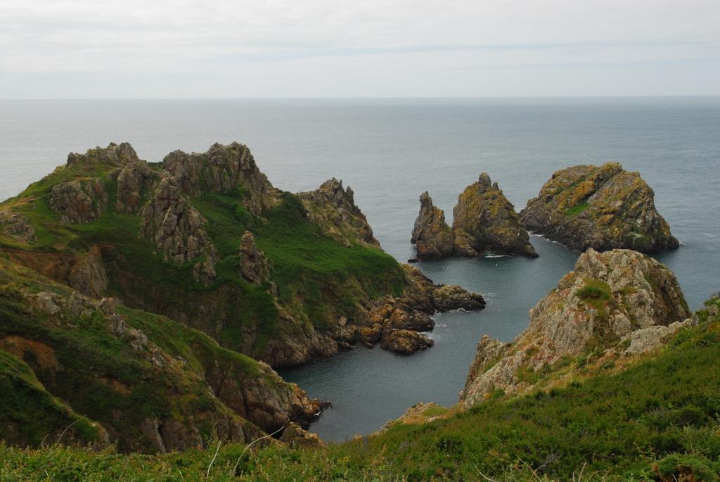Guernseys Südküste