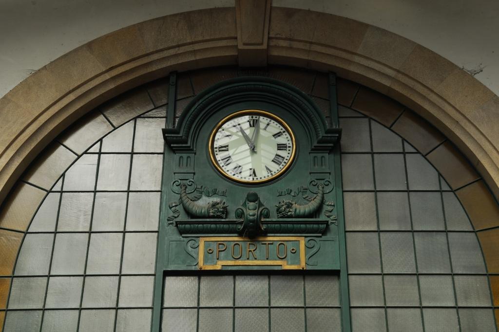 Porto schlägt die Stunde