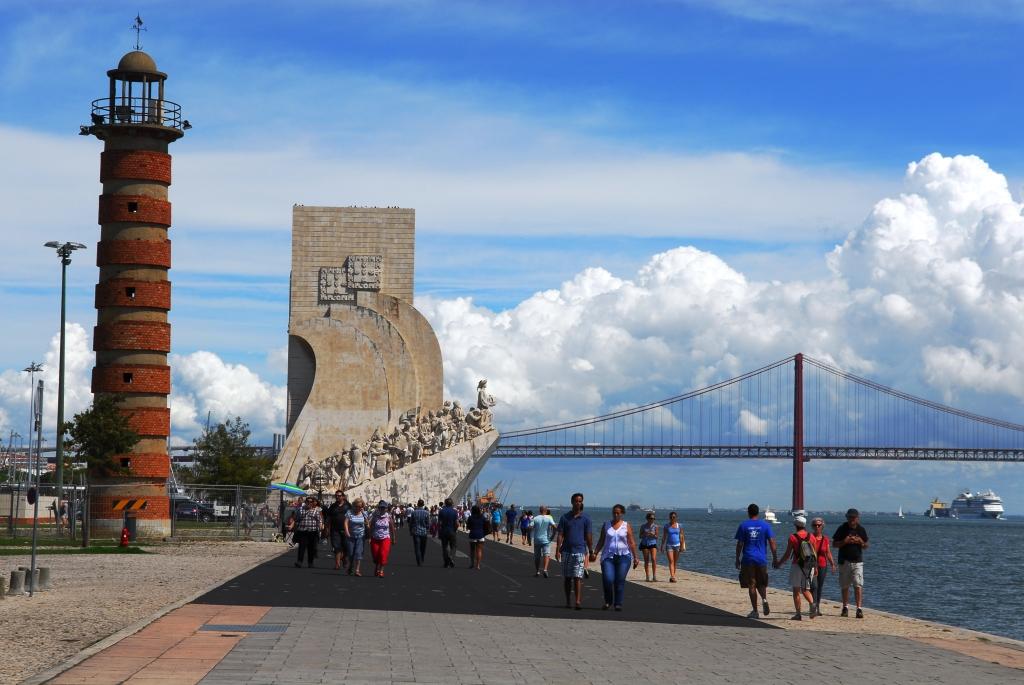 Monument der Entdecker