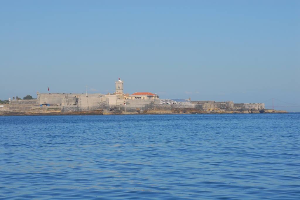 Fort in Oeiras