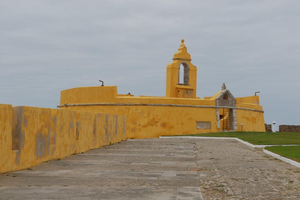 Kapelle im Fort