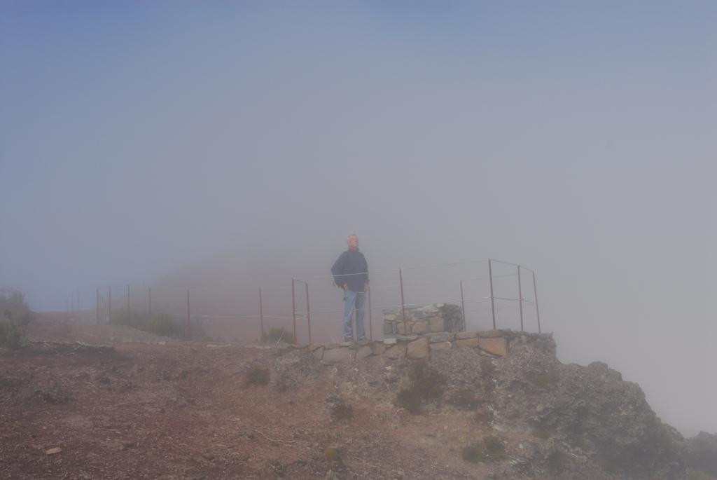 Tomy am Pico Ruivo
