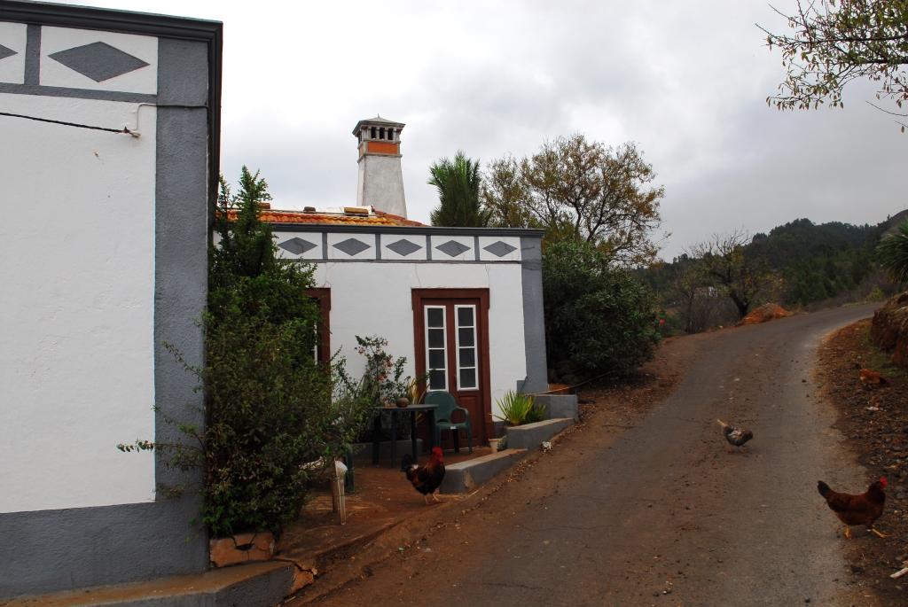 Farmer's house