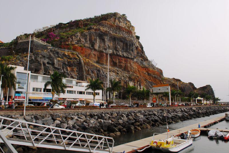 La Gomera Hafen
