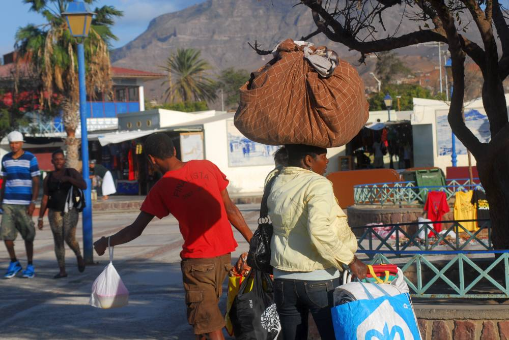 Many people from Cabo Verde live in the Netherlands