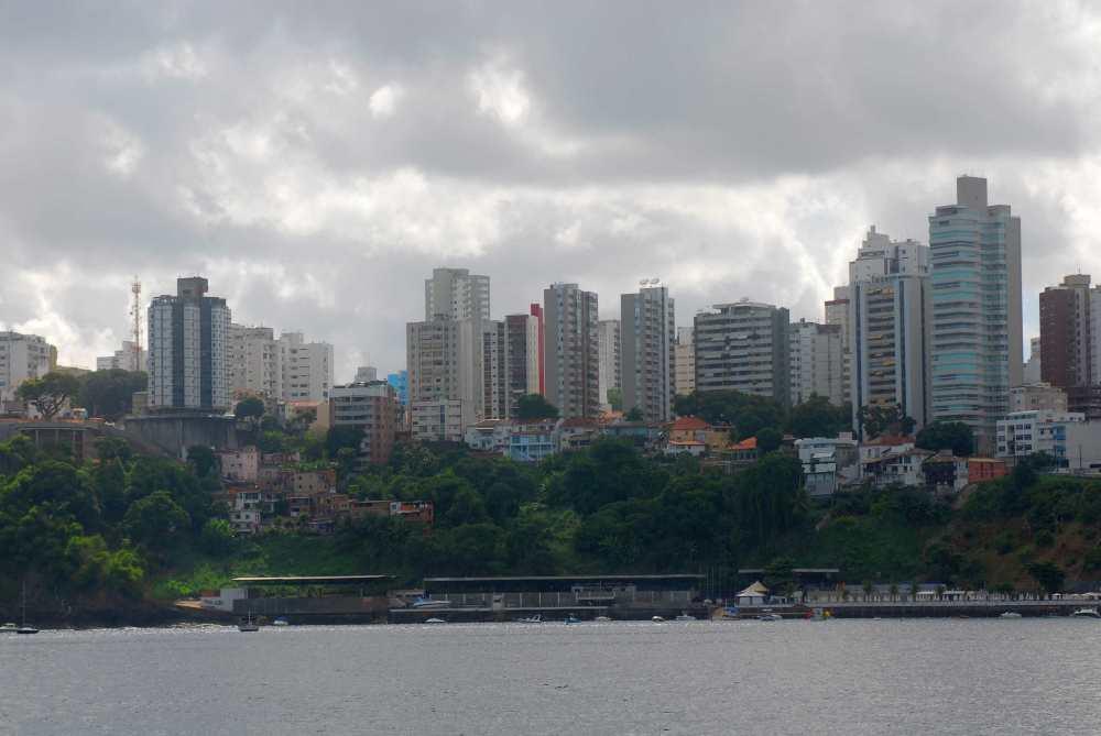skyline Salvador