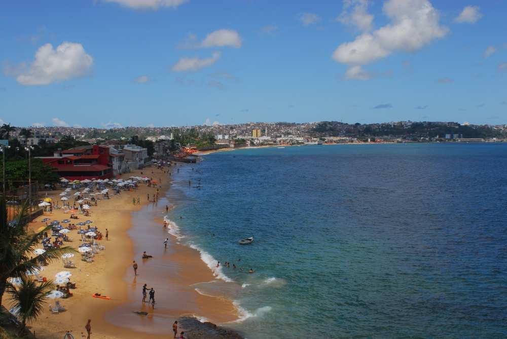 Strand von Boa Viagem