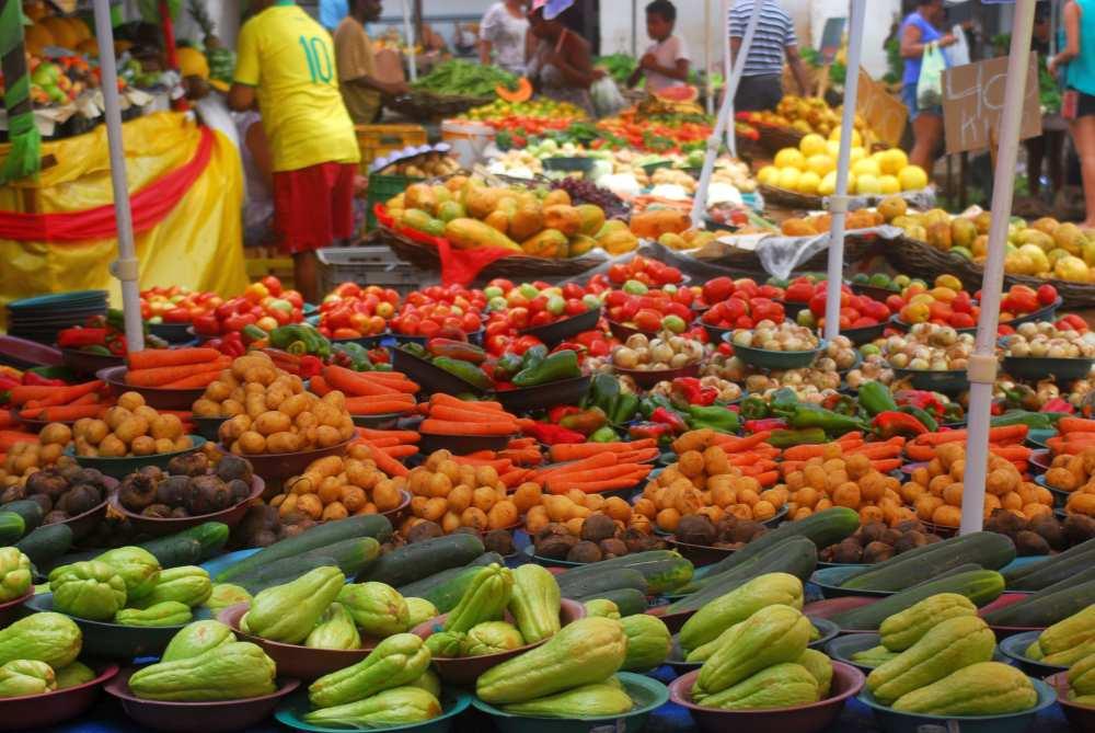 Markt in Santo Amaro