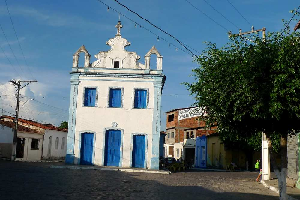 Kirche in Maragojipe