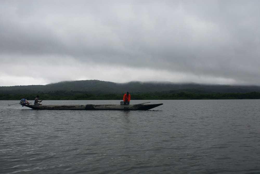Fischer vor Maragojipe