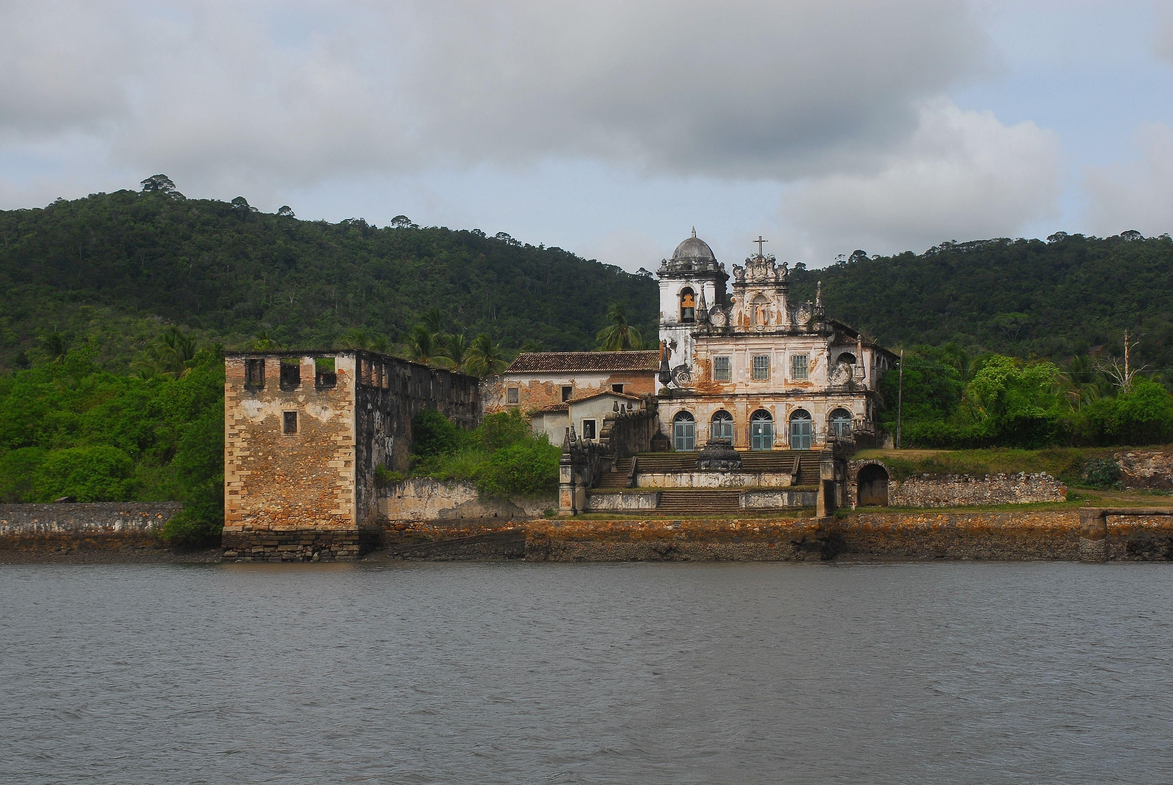 Sao Francisco de Paraguacu