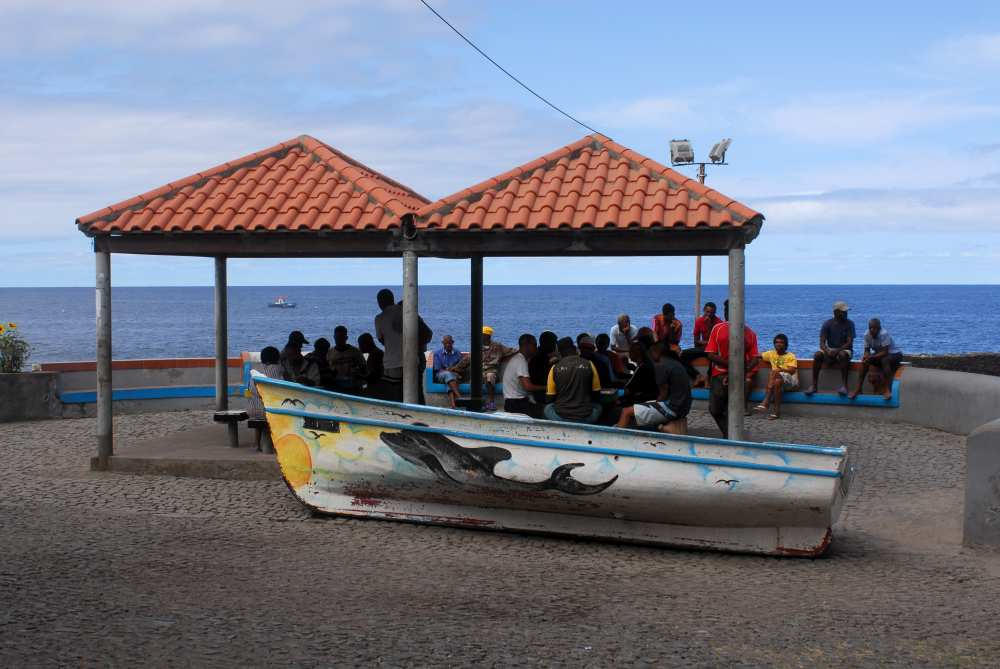Fischmarkt Santo Antao