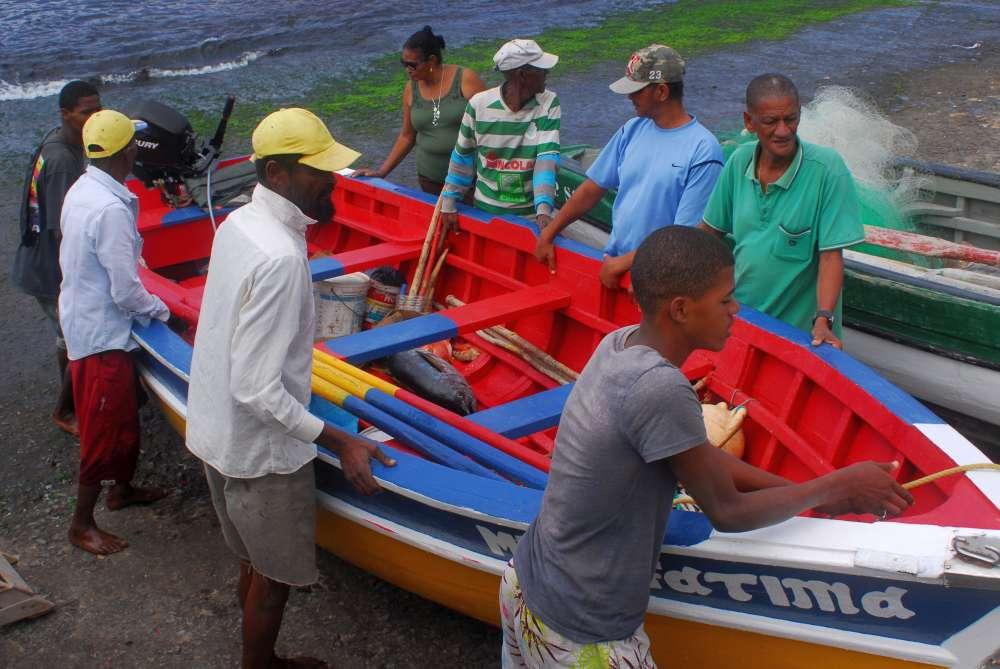 Fischmarkt Santo Antao (11)