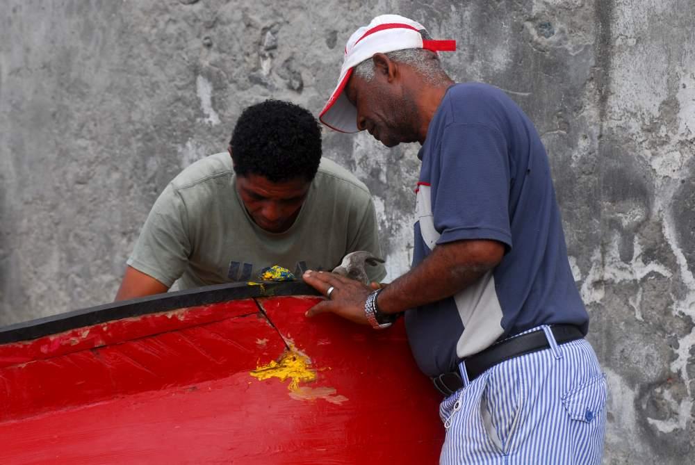 Fischmarkt Santo Antao (14)