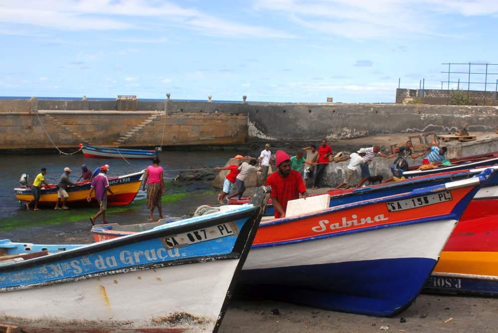 Fischmarkt Santo Antao (3)