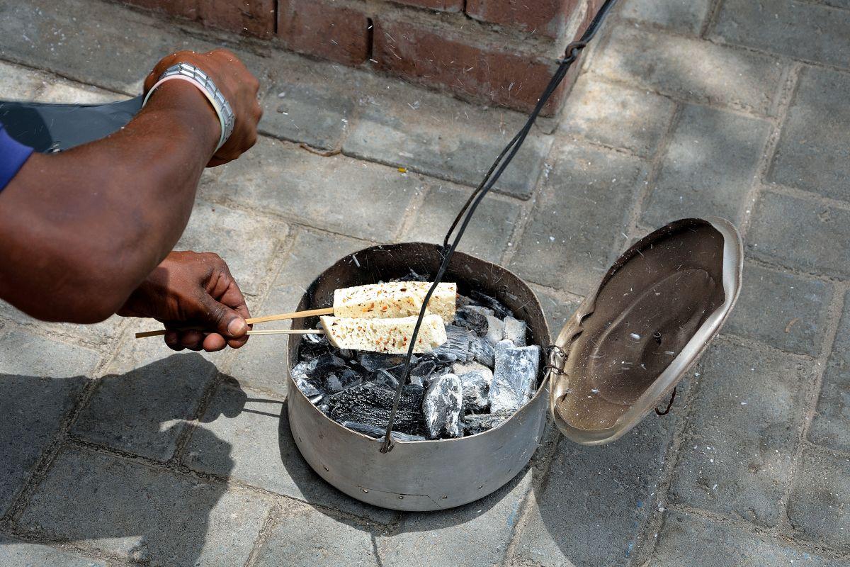 Queijo Coalho - gegrillter Käse
