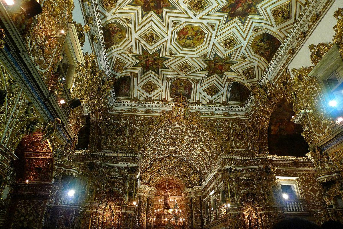 Die goldene Kirche