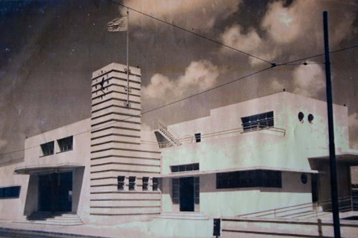 Pier Salvador - Hidroporto dos Tanheiros - einst ein modernes, luxuriöser Flughafen