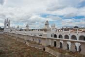 Sucre, Blick von der Kirche Felipe Neri