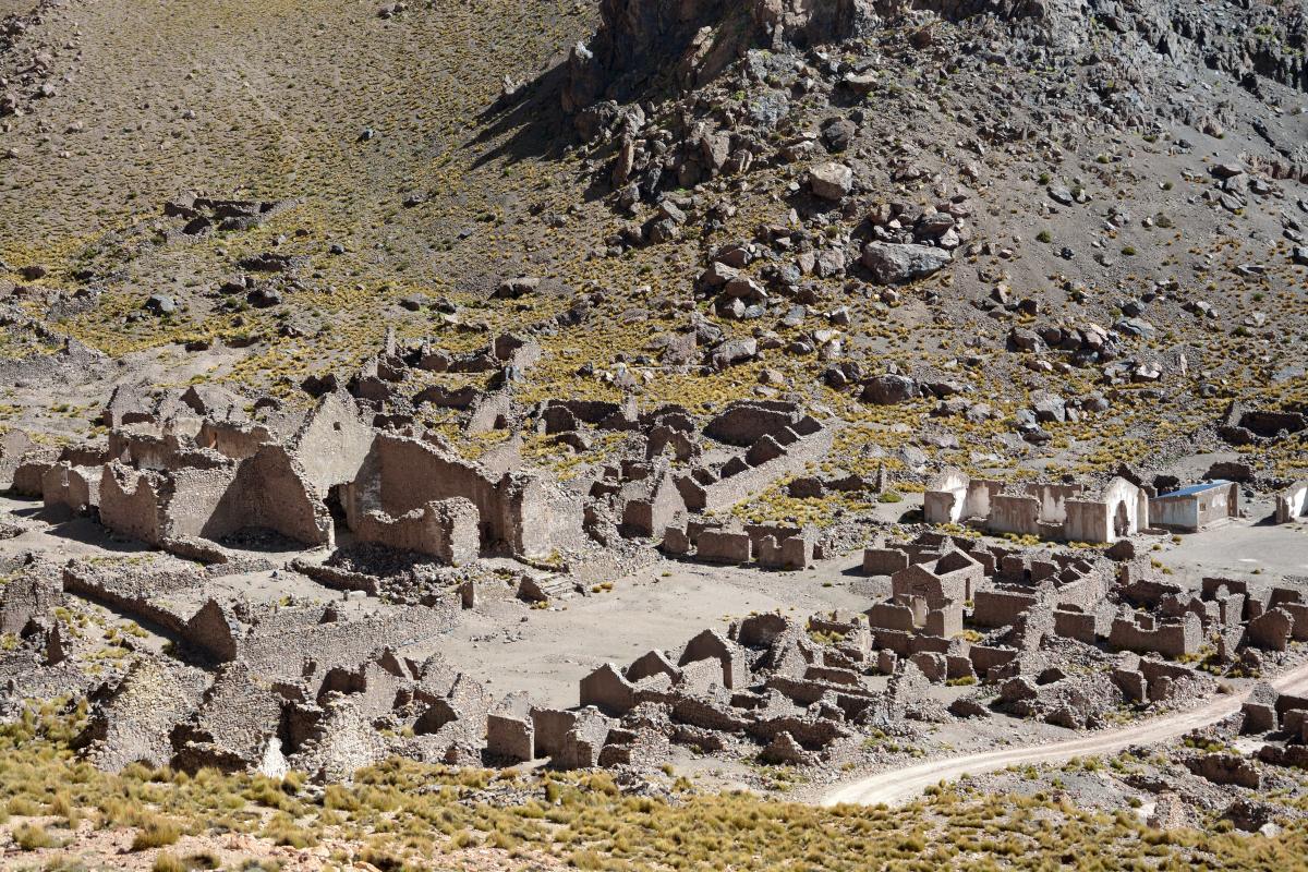 Boliviens Machu Piccu