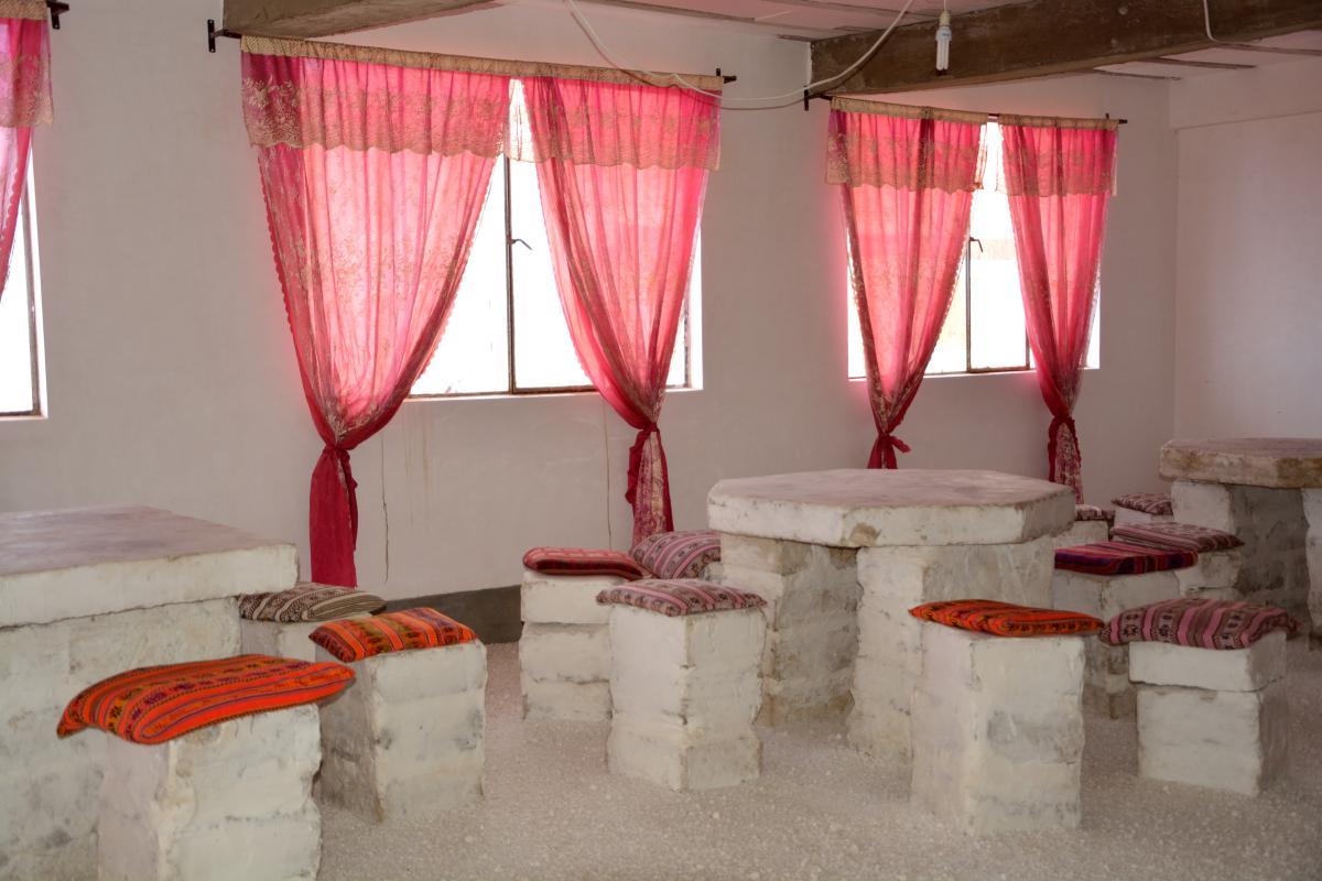 Salzhotel, Uyuni Tour