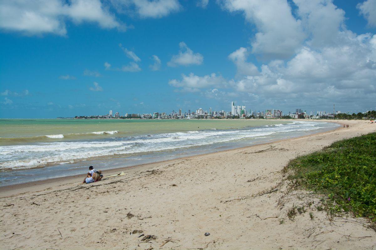 Am Strand von Intermares