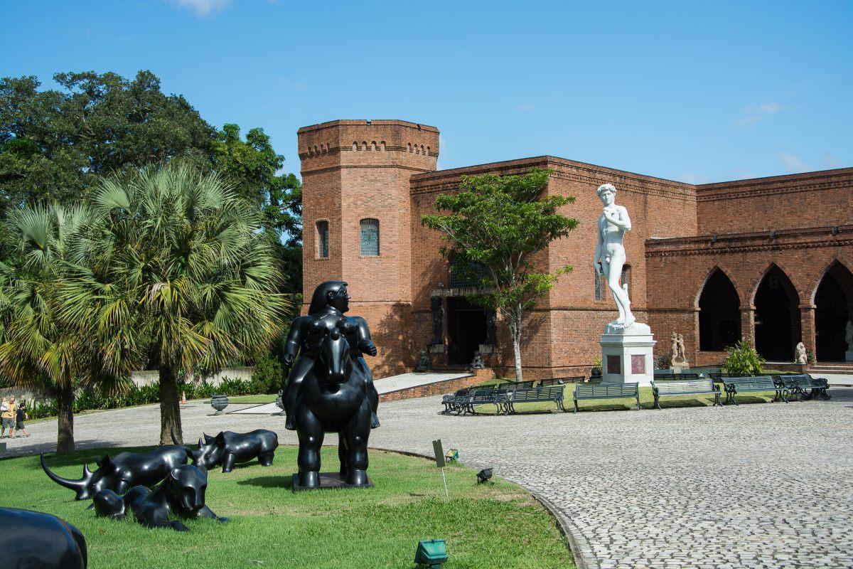 Instituto Ricardo Brennand, Recife