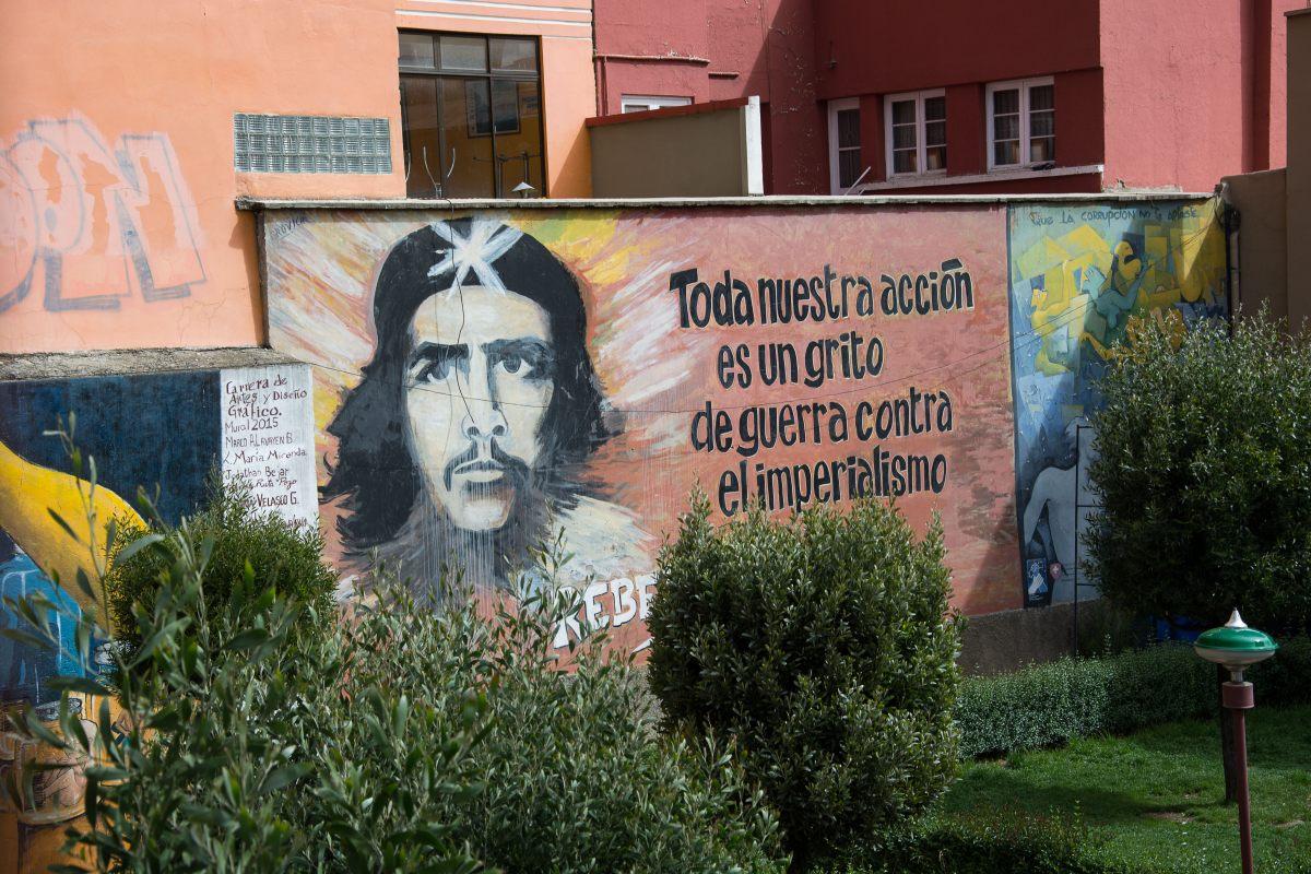 Che - einstiger Feind, heute Held?