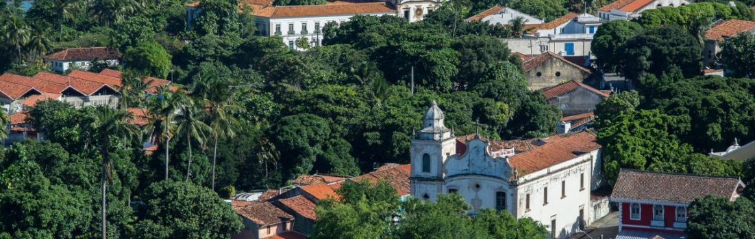 Olinda, Sao Bento, Bonfim, Pernambuco -