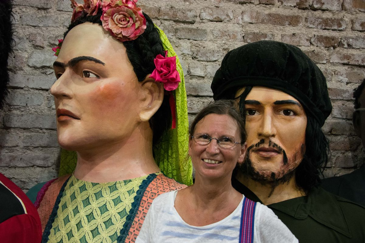Frieda, Che und ich