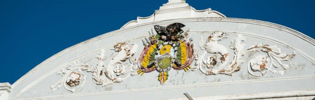 Boliviens Wappen