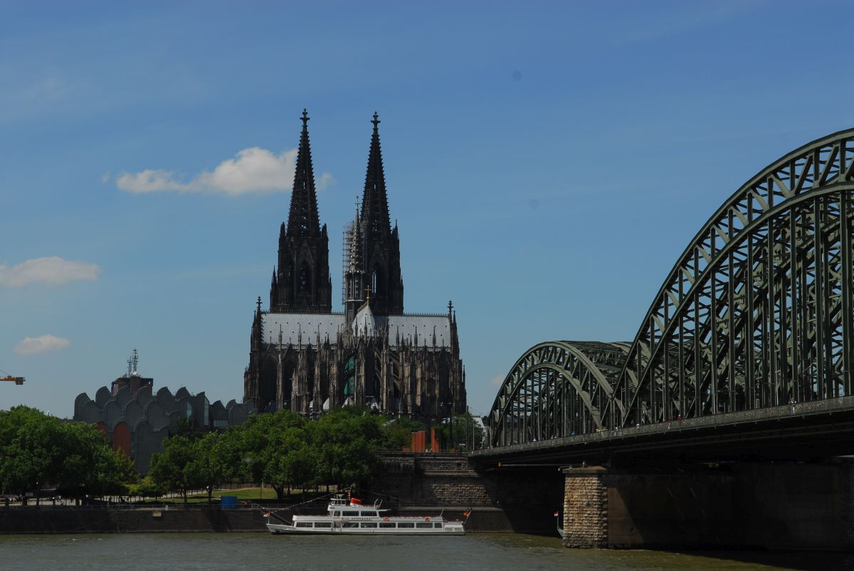 Europa auf einen Blick: Der Kölner Dom
