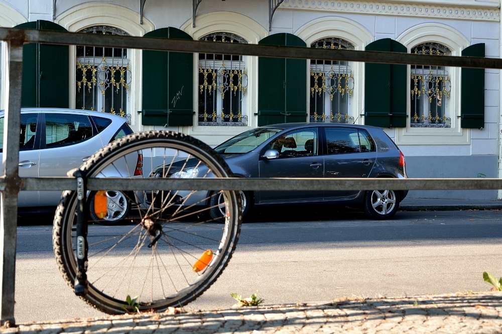 Fahrrad in Regensburg