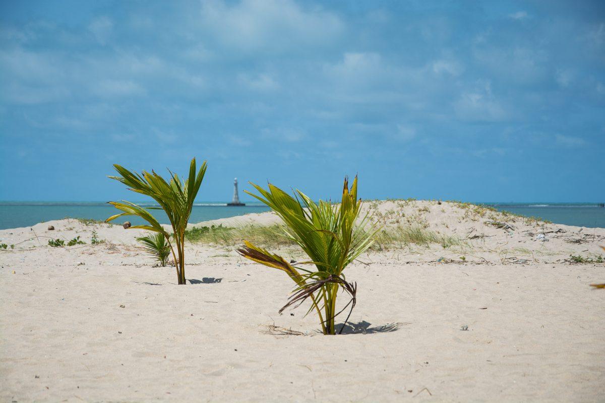 Strand in Cabedelo