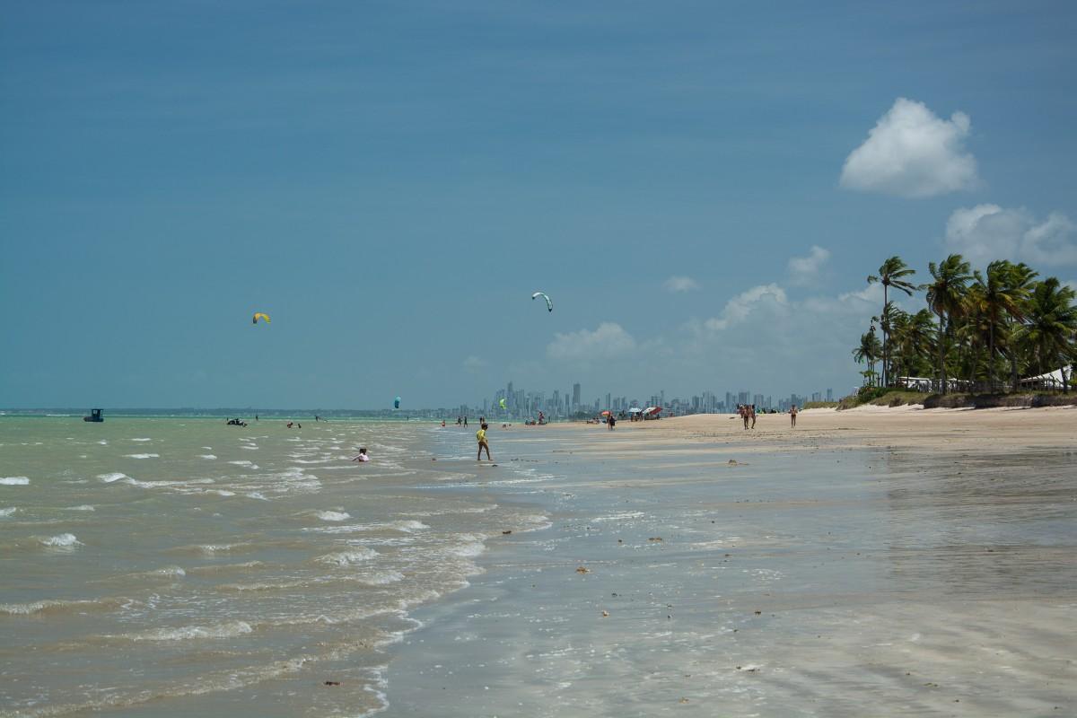 Praia de Campina