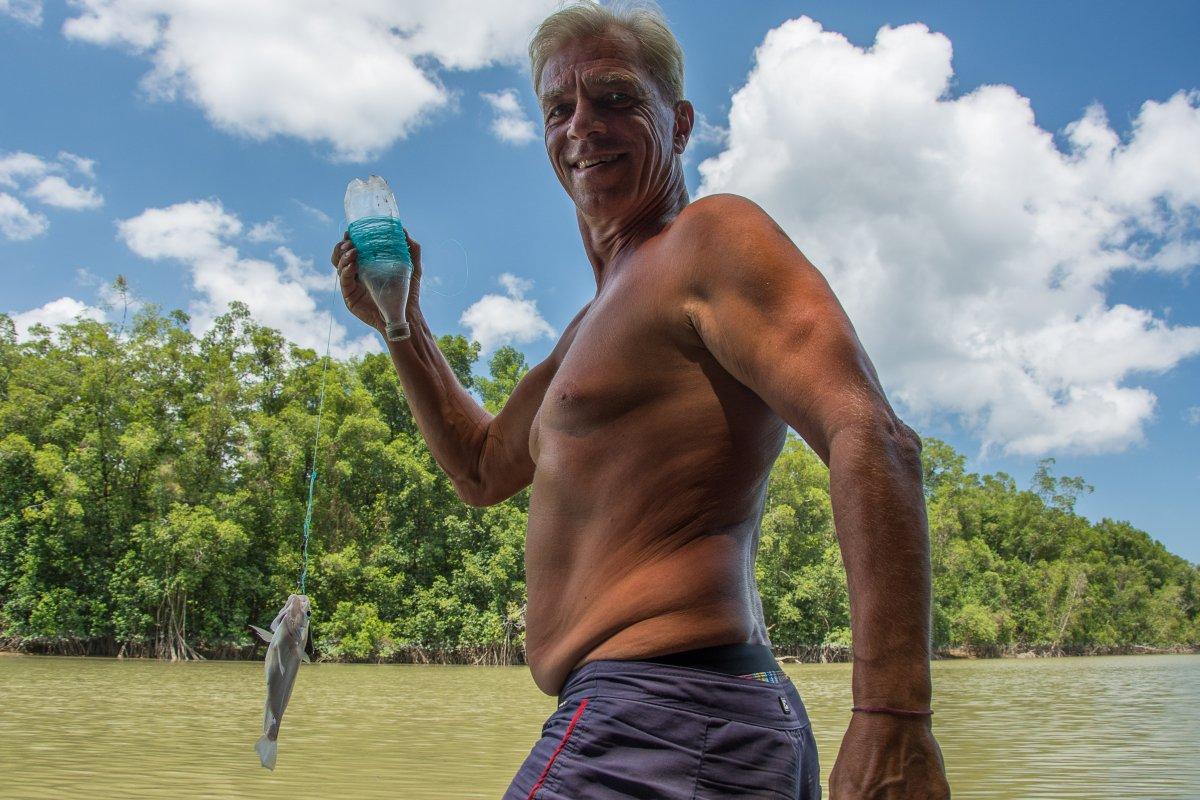 Profi-Angler Tomy