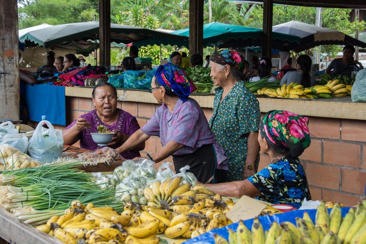 Bei den Hmong in Cacao