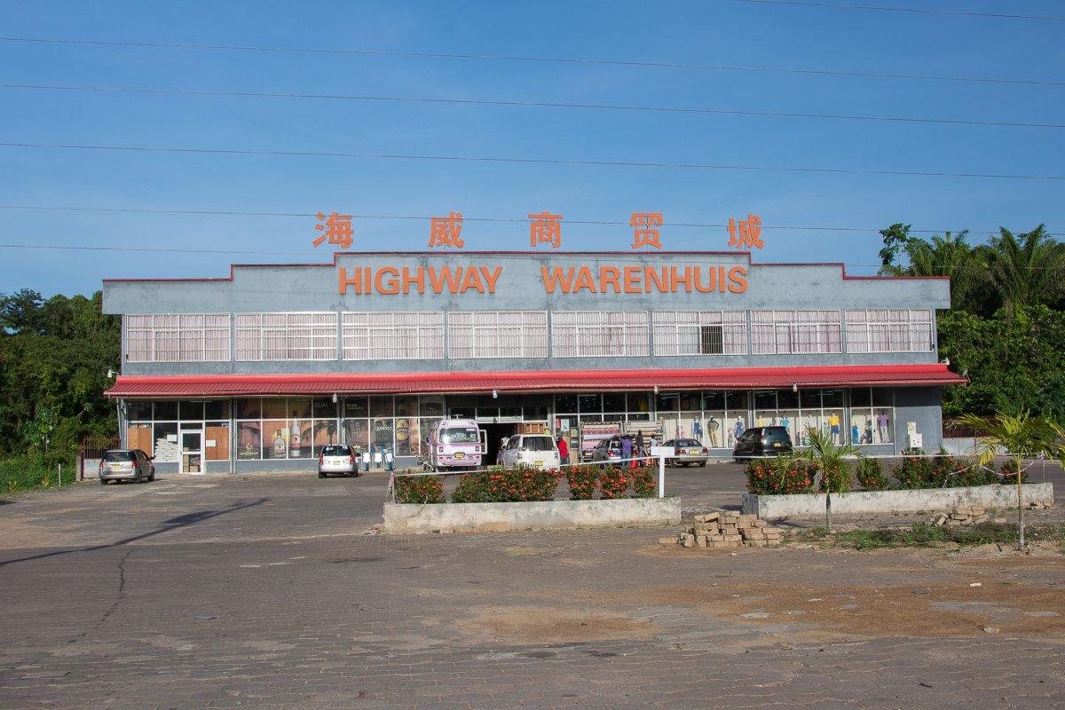 Neuer Chinese
