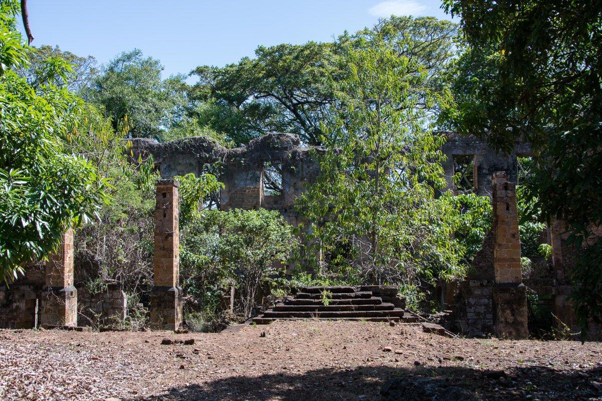 Das ehemalige Kloster
