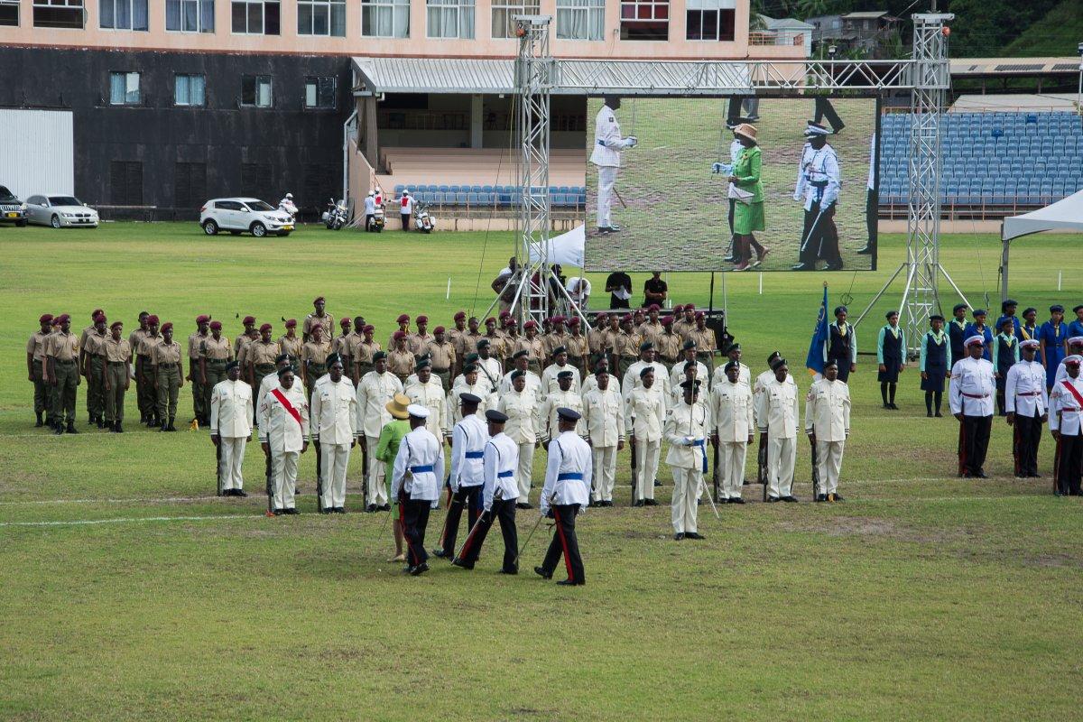 Grenada Independence -Segeln mit Yemanja