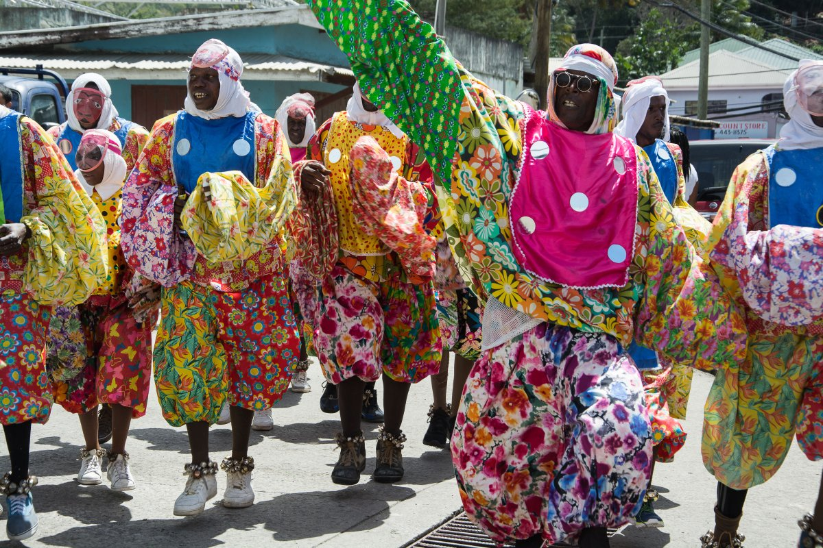 Carriacou Karneval