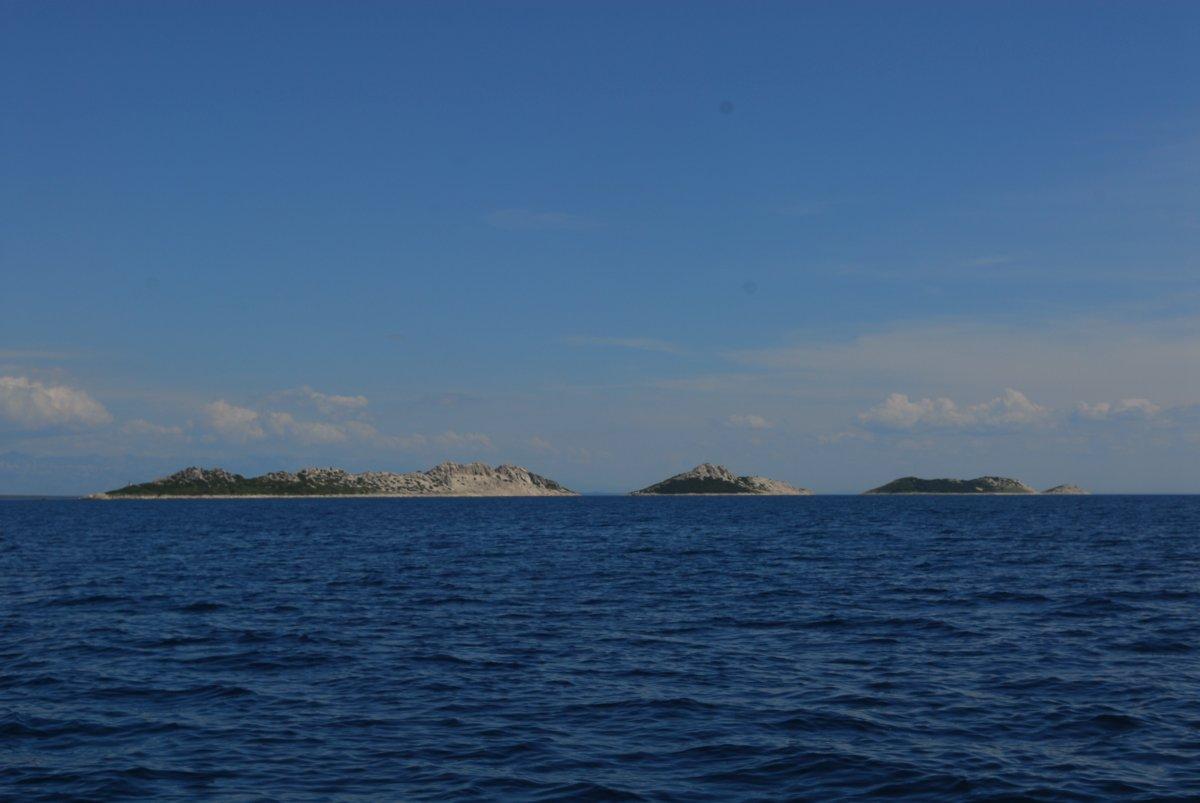 Greben Inseln, Kroatien