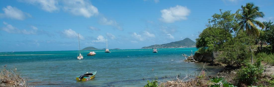 Carriacou - Segeln mit Yemanja