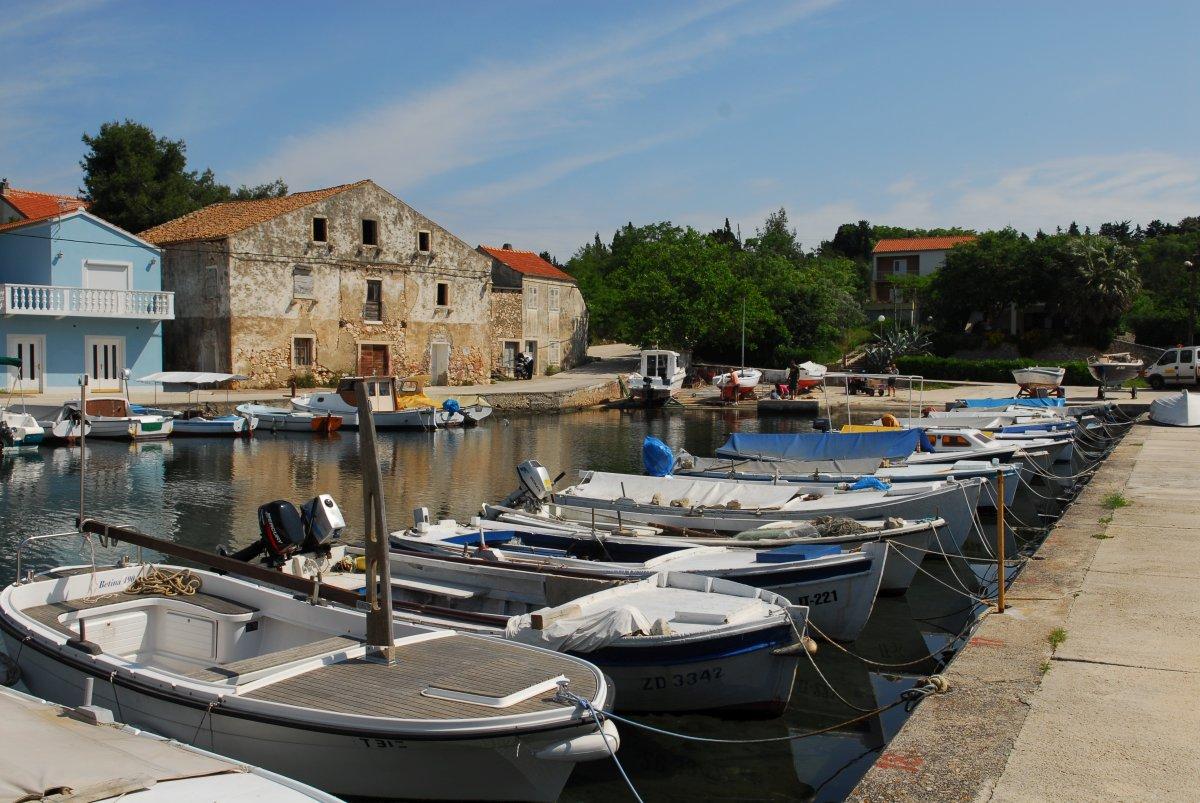 Molat, Kroatien