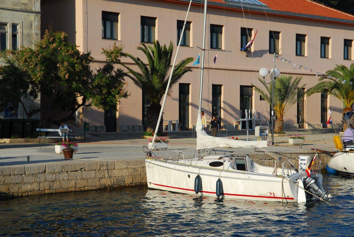 Sali, Kroatien