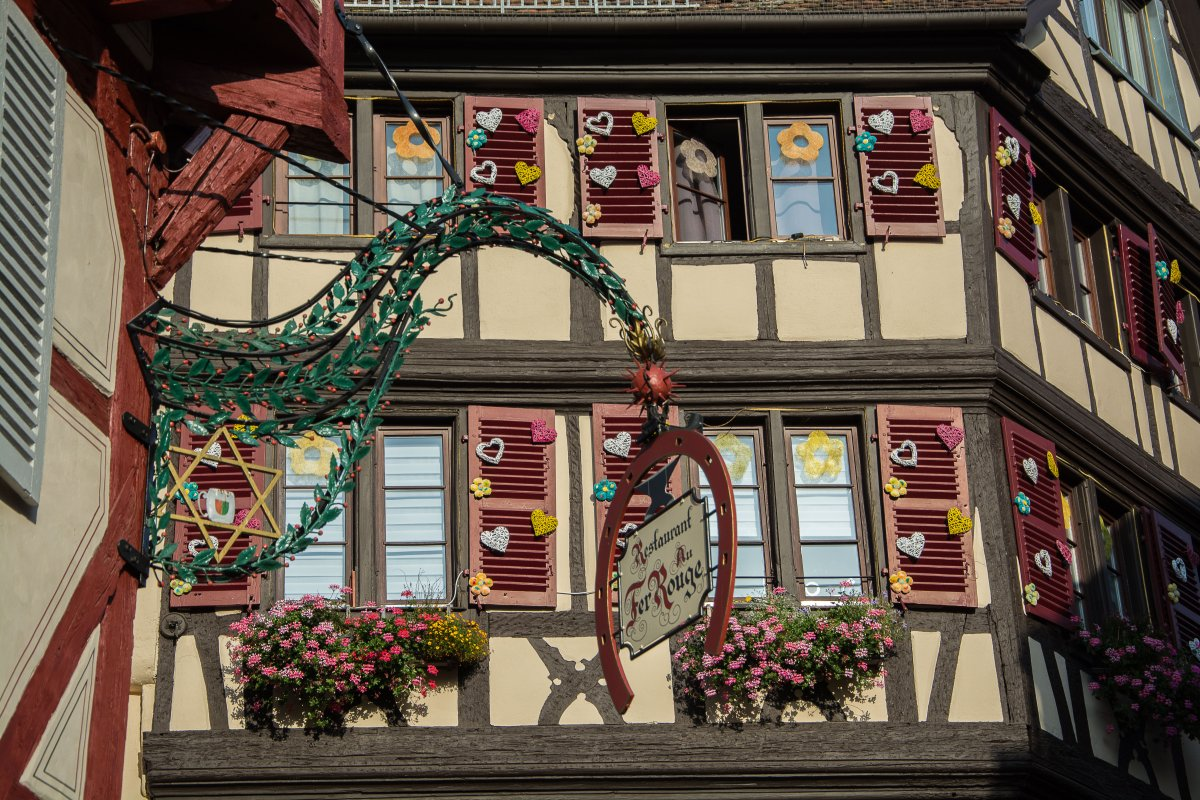 13 + 1 Dinge, die du nicht über das Elsass weißt - Colmar - Segeln mit Yemanja