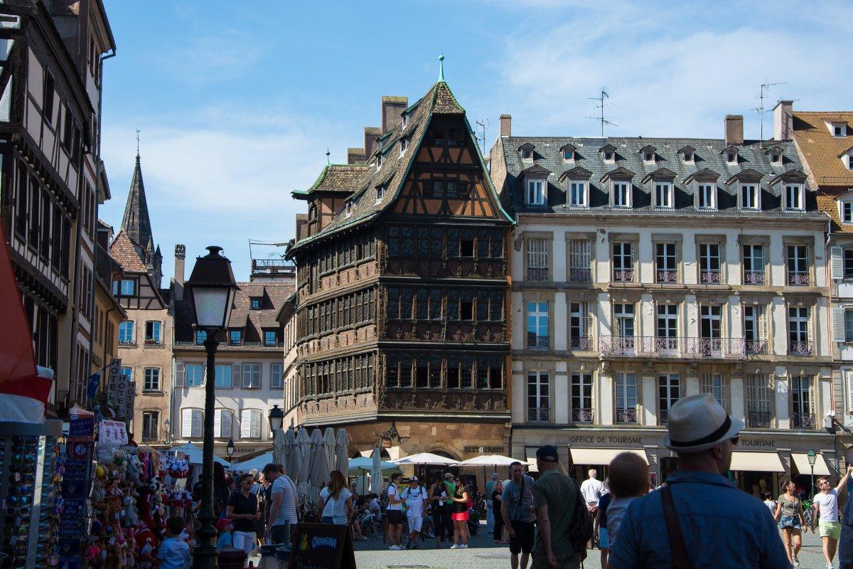 13 + 1 Dinge, die du nicht über das Elsass weißt - Straßburg - Segeln mit Yemanja